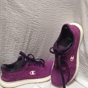 Girls Champion Power Flex Sneakers